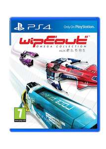 WipEout: Omega Collection PS4  £21.85  Base