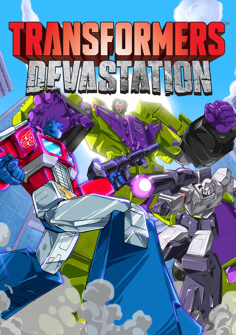 [Steam] Transformers: Devastation - £3.75 - Amazon