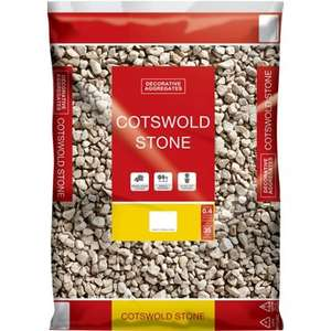 Cheap decorative Cotswold  stone £0.50 Homebase instore