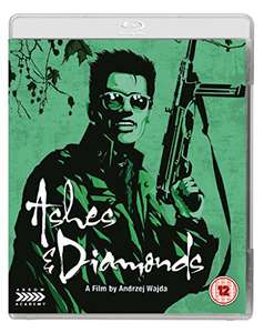 Ashes & Diamonds blu-ray £1.71 (Prime) / £3.70 (non Prime) at Amazon