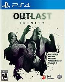 Outlast Trinity (PS4/Xbox One) £19.41 Delivered @ Amazon US