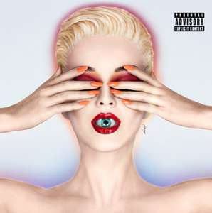 Witness - Katy Perry (CD) £4.99 ONLINE & IN-STORE @ HMV