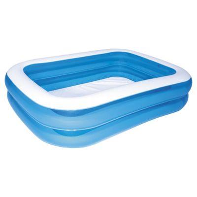 Tesco Rectangular Family Paddling Pool £10 reduced from £15