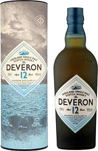 The Deveron 12 Year Old Whisky 70cl - £25 @ Sainsbury's