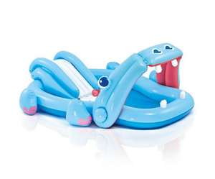 Intex Hippo Play Centre Paddling Pool £15 @ Tesco (Free C&C)