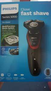 philips s5130/06 £27 Shaver instore @ Sainsbury's - Dunstable