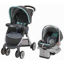 Graco fast action travel system with car seat in lime green and grey colour, £50 asda  handsworth Sheffield