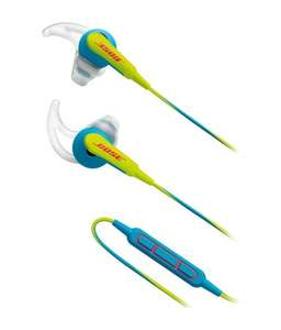 Bose SoundSport In-Ear (for Apple Devices) - £64.95 (saving 25%) at Bose