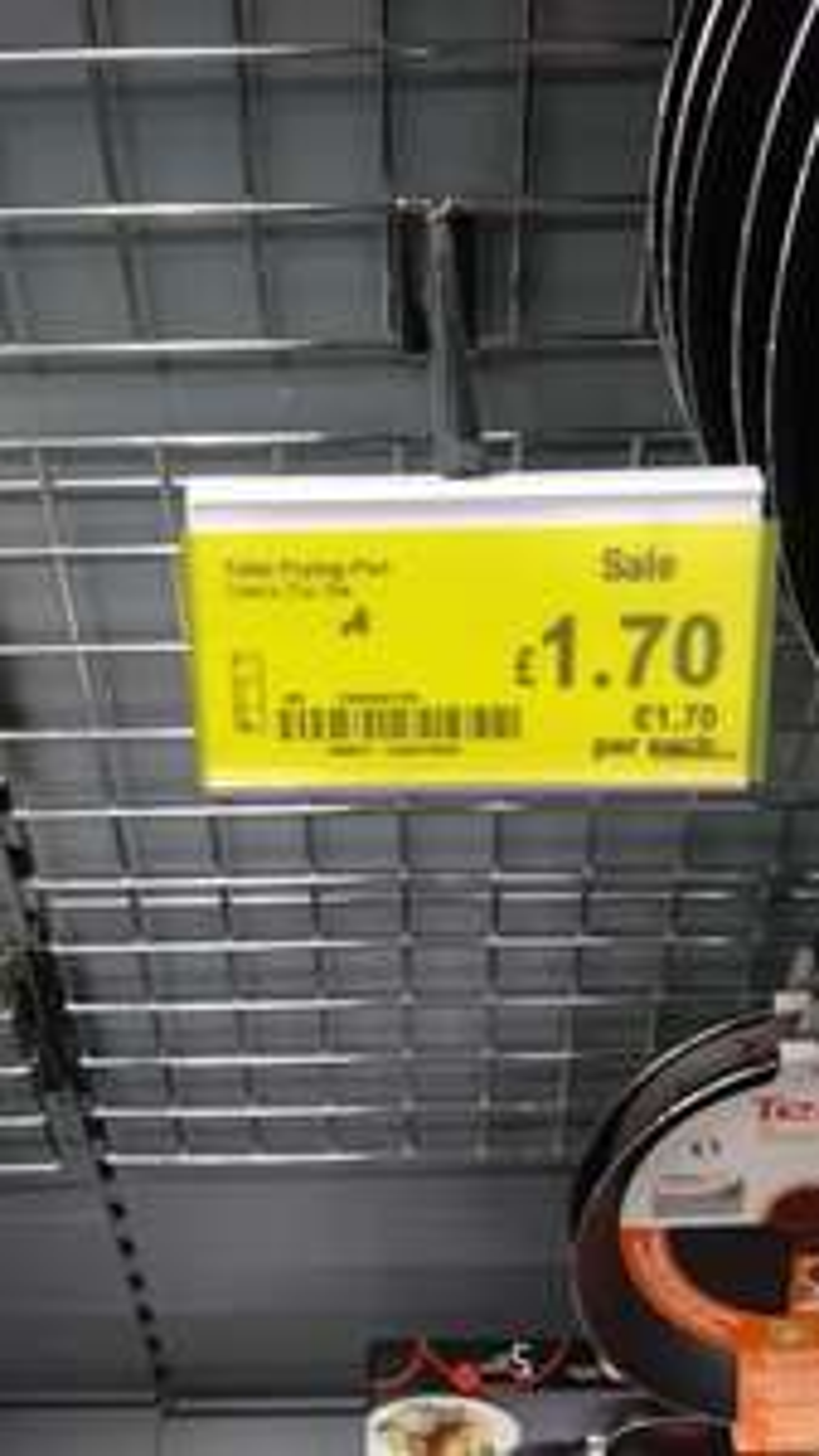 Tefal pan Issensia ASDA - £1.70 instore (Carlisle)