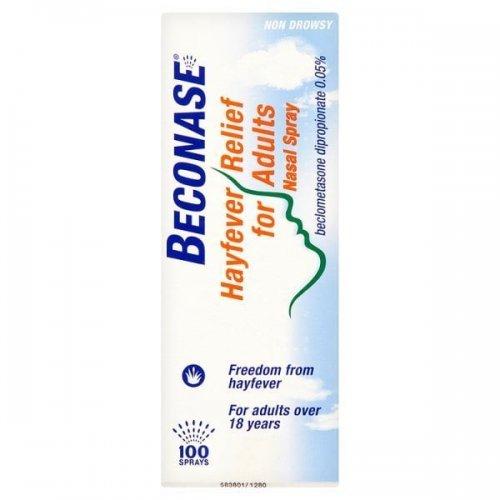 Beconase Hayfever Relief (100 Sprays) at Sainsburys - £3