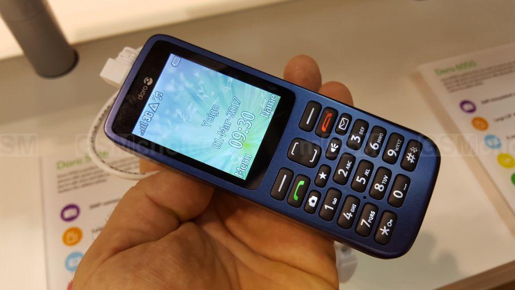 Doro (3G) 5516 PAYG £14.99 @ O2