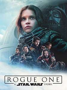 Rogue One: A Star Wars Story (movie) rent HD or SD 99p @ amazon and iTunes