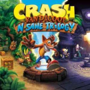 Crash Bandicoot™N. Sane Trilogy Launch Pack (UK/EU) PS4