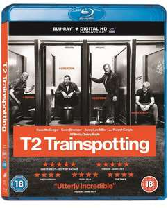 T2 Trainspotting Blu-ray +UV £10 instore @ Sainsburys + Free Copy Of Dawn Of The Apes Blu-ray