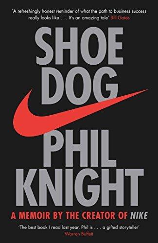 Shoe Dog: A Memoir by the Creator of NIKE on Kindle @ 99p