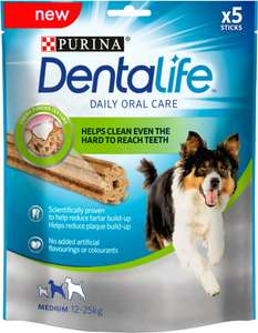 Free Dentalife Dog Chew