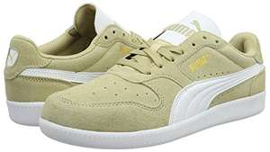 Puma Unisex Adults' Icra Trainer Sd Low-Top Trainers, Beige / White £25.19 delivered @ Amazon (Size 7 £16.12 / 7.5 £20.19)