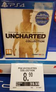 Uncharted: The Nathan Drake Collection PS4 £8.90 Instore @ Toys R Us