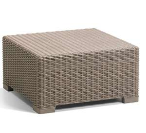 Allibert by Keter California Rattan Outdoor Coffee Table £19.99 Prime / £24.74 Non Prime @ Amazon (Free del over £20)