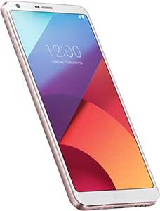 LG G6 Silver and White €437.53 @ amazon.it