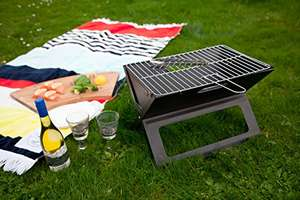 Notebook Folding Grill £20 Delivered - Sold by BBQ and Furniture World and Fulfilled by Amazon
