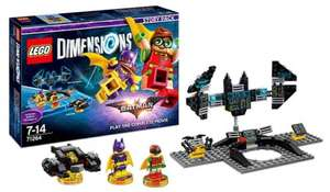 Lego Dimensions Batman Story Pack £12.54 delivered from Amazon Spain
