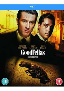GoodFellas - 25th Anniversary Edition [Blu-ray] £7 in store @ Sainsbury's