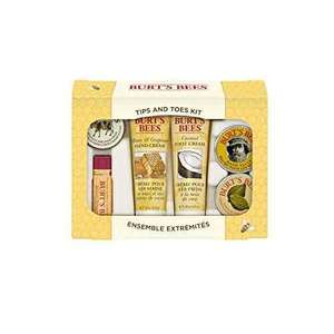 33% off Burt's Bees Tips and Toes/ Body Kit + free £30 lip shimmer kit with £15+ spend. Now £8.65 @ Amazon