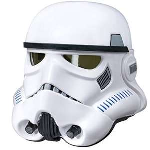 Star Wars The Black Series Imperial Stormtrooper Electronic Voice Changer Helmet £47.98 @ Amazon