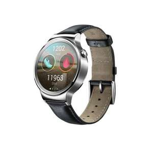Huawei W1 Stainless Steel Classic Smartwatch with Leather Strap [Energy Class A+++]  £199.99 @ Amazon