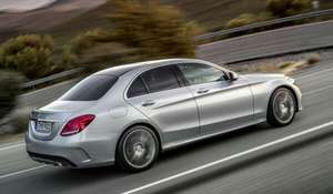 Drive The Deal - MERCEDES-BENZ C CLASS SALOON C200 SE 4DR 9G-TRONIC - £21295