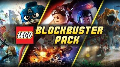 Lego Blockbuster Pack (Steam) £7.50 @BundleStars (Using Code RED5)