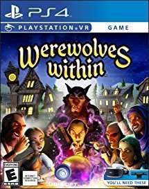 Werewolves within - Ps4 PSVR - Amazon.com