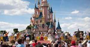 Disneyland Paris Weekend Stays -40% and up to 12 yo stay for free - € 396 for the family of four !!!