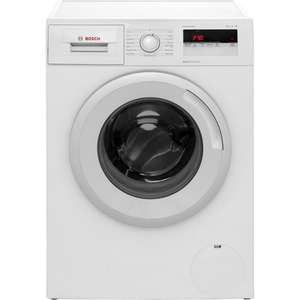 Bosch Serie 4 WAN24100GB 7Kg Washing Machine - White - 2 year warranty - Boots Kitchen Appliances - £279.99 delivered