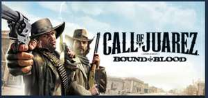 Crazy Wednesday Offer - Call of Juarez Bound In Blood PC Download £2 (24 Hours Only) Ubi Store