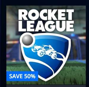 [PS4] Rocket League sale @ PSN. 51% off Game of the Year edition (£9.79). 50% off base game (£7.99).