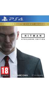 [Xbox One/PS4] Hitman Steelbook Edition - £19.99 - Argos