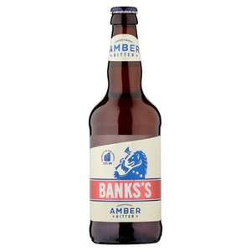Banks Amber Ale 500ml  90p @ Tesco