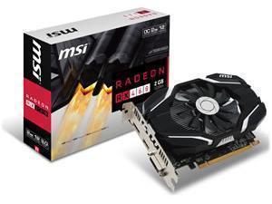 MSI Radeon RX 460 OC 2GB GDDR5 Graphics Card £77.99 - Novatech