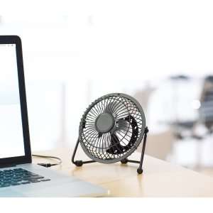 Another USB Fan - Metal loads instore £2.49 @ The Range