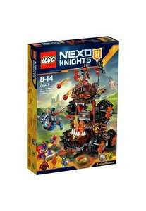 Lego Nexo Knights General Magmars Siege Machine  reduced to £16.49 @ Argos