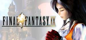 FINAL FANTASY IX (PC) £7.99 @ Steam