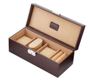 George Hardy Watch and Cufflink Box £3.99 @ Argos