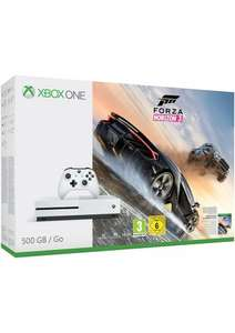 Xbox One S 500GB Console with Forza Horizon 3 £189.99 @ SimplyGames