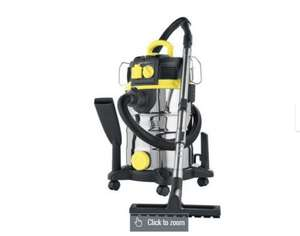 Parkside Parkside Wet and Dry Vacuum Cleaner @ LIDL from 9th July for £69.99