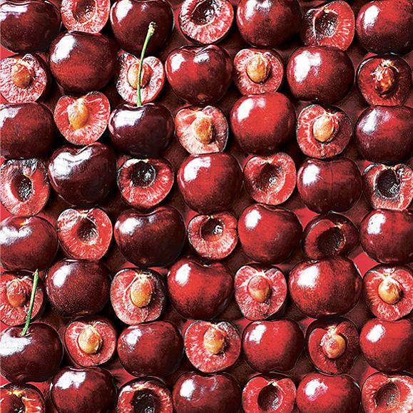 1 KG M&S Cherries for £5.00