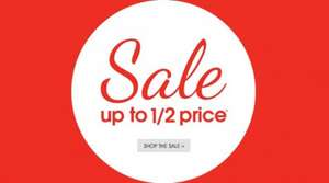 Matalan Sale Starts Online Friday 7th July/In-store Saturday 8th July