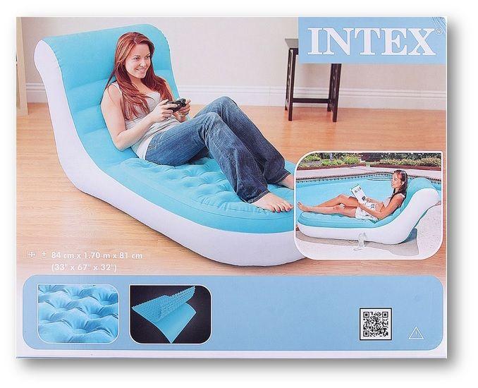 Intex Splash Lounge Chair now £16.75 @ Tesco Direct