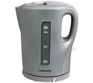 Reductions on Cookworks electric kettles/ steamers/ slowcookers/ toasters/ coffee grinder. See post for details @ Argos c+c